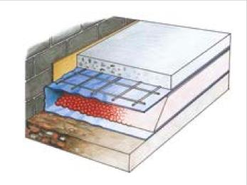 lose hohlraumsch ttung sch ttung betonwagner. Black Bedroom Furniture Sets. Home Design Ideas